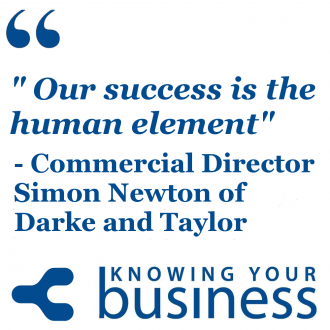Our Success is the human element