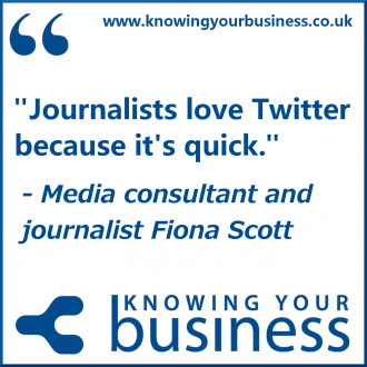 On this radio show we discussed starting a business with Media consultant and journalist Fiona Scott
