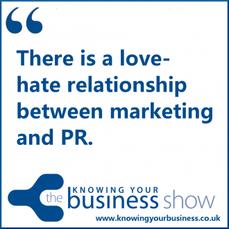 While it's suggested both marketing and PR are at their best when used together, many professionals feel that they need to choose one or the other.