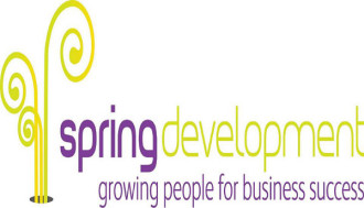 Spring Development. We train, we coach, and we assess. So that your business gets the results you want. Training,coaching and assessment specialising in One to One skills.