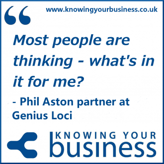 Radio interview with Phil Aston the joint business owner of Genius Loci, a Digital Marketing & Media Agency based in Cornwall specialising in the tourism and retail sector.